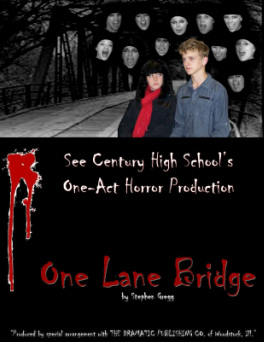Thespian Society 3 One Lane Bridge